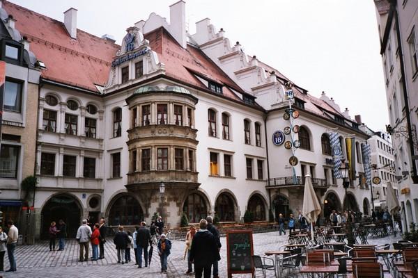 Munich :: Hofbräuhaus