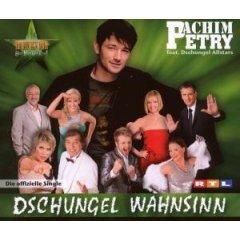 Achim Petry | Dschungel All Stars :: Dschungen Wahnsinn