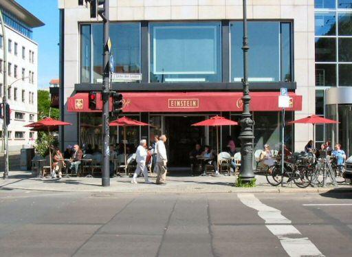 Berlin :: Cafe Einstein
