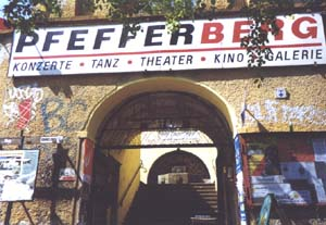 Berlin :: Pfefferberg