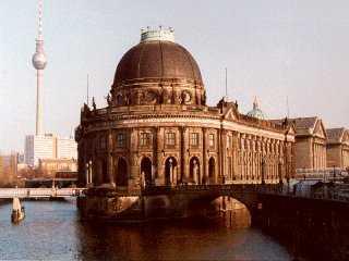 Berlin :: Musée de Bode