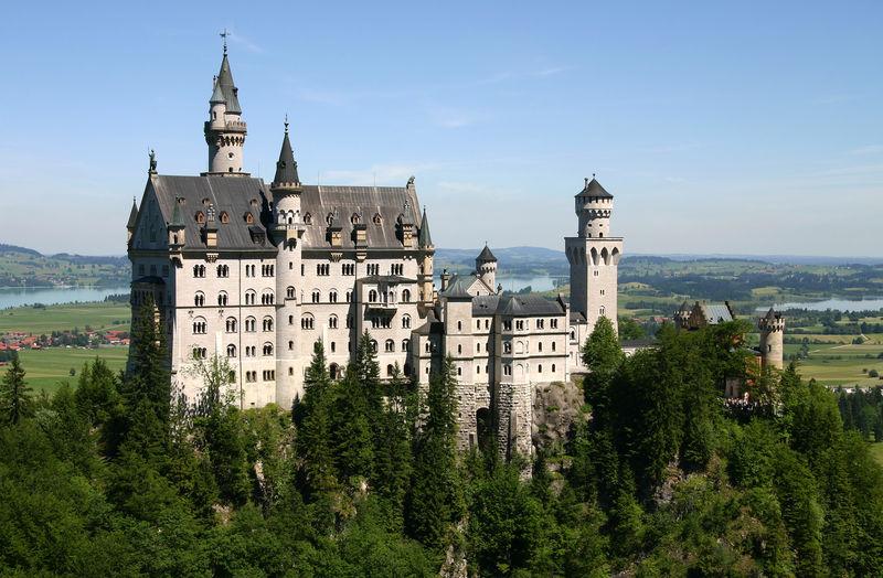 Füssen (Bavière) :: Schloss Neuschwanstein
