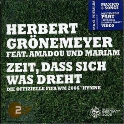 Herbert Groenemeyer feat. Amadou Mariam :: Zeit, Dass Sich Was Dreht