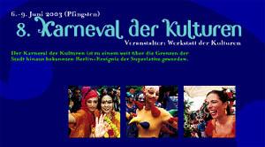 Carnaval des Cultures