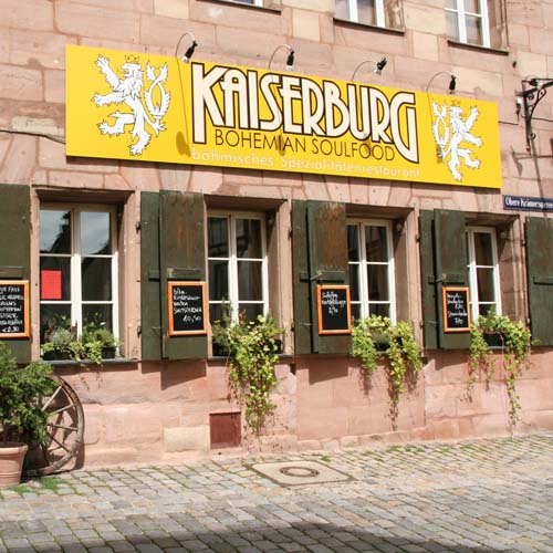 Nuremberg :: Kaiserburg