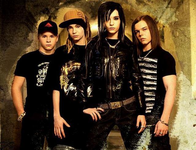 Tokio Hotel :: Geh !
